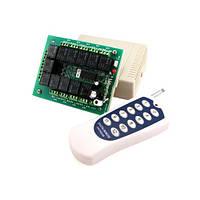 12-канальное беспроводное реле 12В пульт Arduino