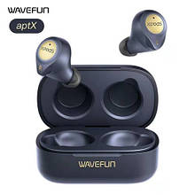 Wavefun Xpods 3T APTX Bluetooth 5.0 Hi-Fi Stereo Sound Беспроводные Наушники