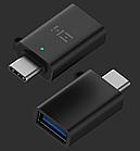 Адаптер Xiaomi ZMI Type-C - OTG USB 3.0 черный AL272, фото 2