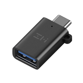 Адаптер Xiaomi ZMI Type-C - OTG USB 3.0 черный AL272
