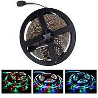 5м лента светодиодная, 300x 3528 SMD LED, RGB (03366)