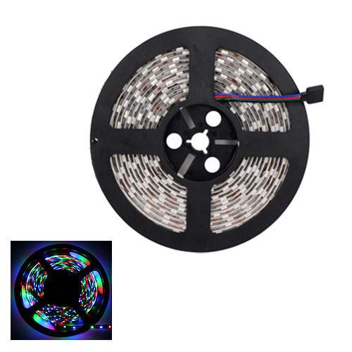 Светодиодная лента 5м, 300x 5050 SMD LED, RGB