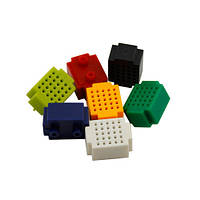 7x Набор, макетная плата на 25 точек для Arduino (03575)
