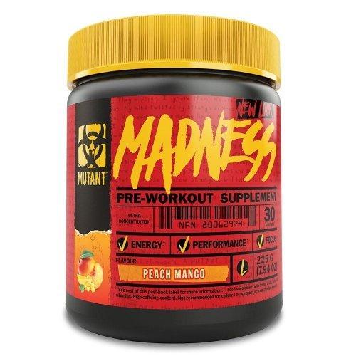 Предтрен MUTANT Madness 225 g