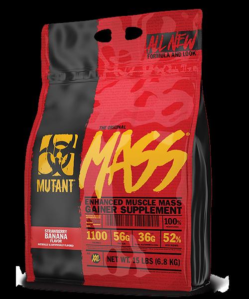 Вітамінний MUTANT Mutant Mass 6800 g