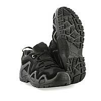Кроссовки тактические мужские M-Tac Alligator черные, фото 1