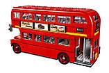 Конструктор ЛЕПІН 21045 Лондонський Автобус(аналог Lego Creator Expert 10258), 1716 дет., фото 2