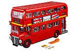 Конструктор ЛЕПІН 21045 Лондонський Автобус(аналог Lego Creator Expert 10258), 1716 дет., фото 3
