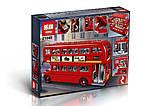 Конструктор ЛЕПІН 21045 Лондонський Автобус(аналог Lego Creator Expert 10258), 1716 дет., фото 6