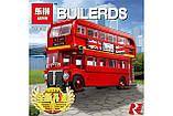 Конструктор ЛЕПІН 21045 Лондонський Автобус(аналог Lego Creator Expert 10258), 1716 дет., фото 8