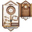 Ключниця Вінтаж з годинником, фото 4