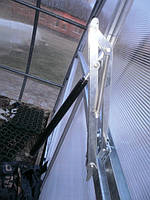 Автомат открывания форточки в теплице