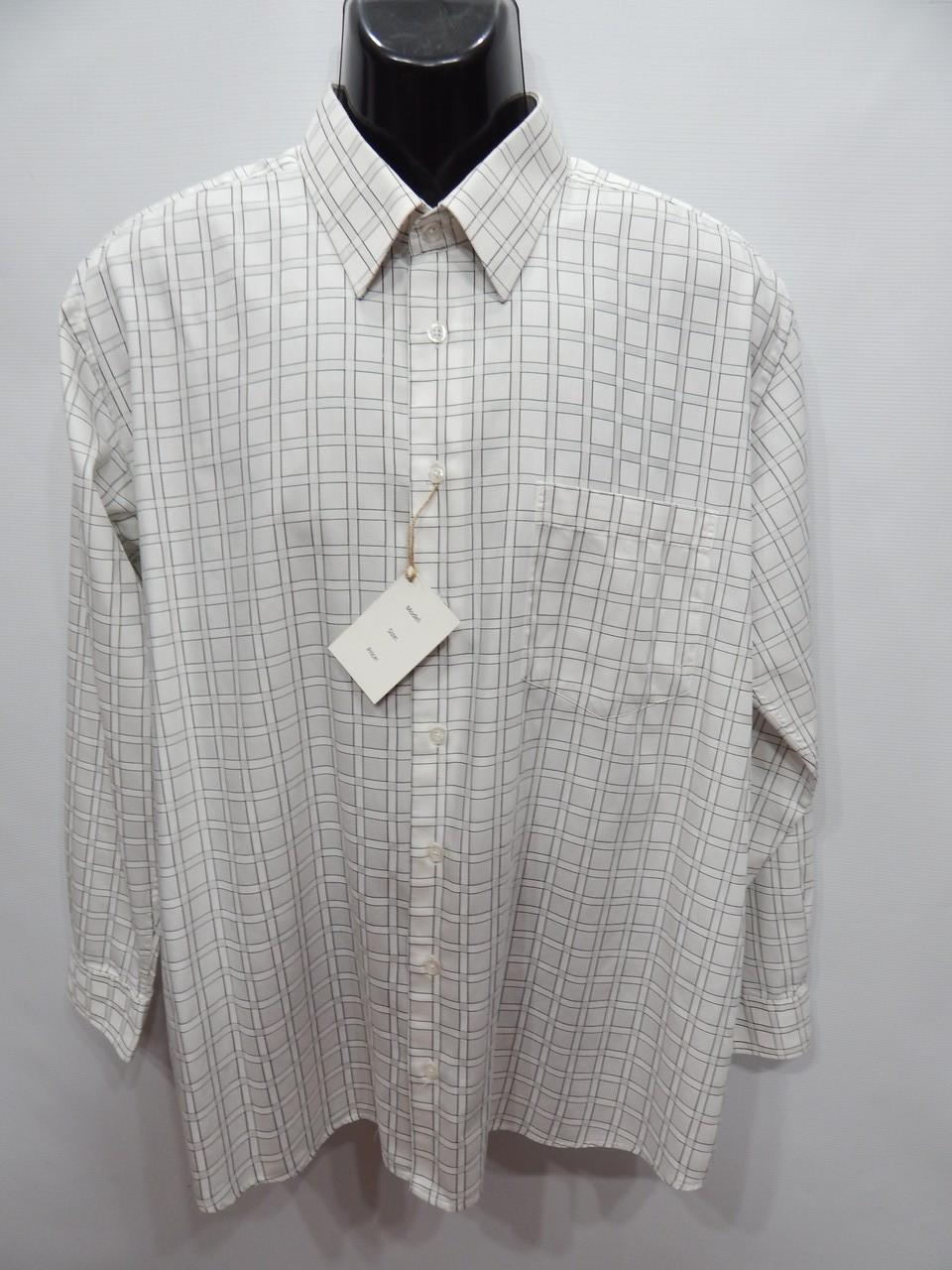 Чоловіча сорочка з довгим рукавом Nettelstroth 003ДР р. 52