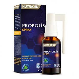 Дієтична добавка BIOTA Прополіс-спрей NUTRAXIN 30 мл (4743007)