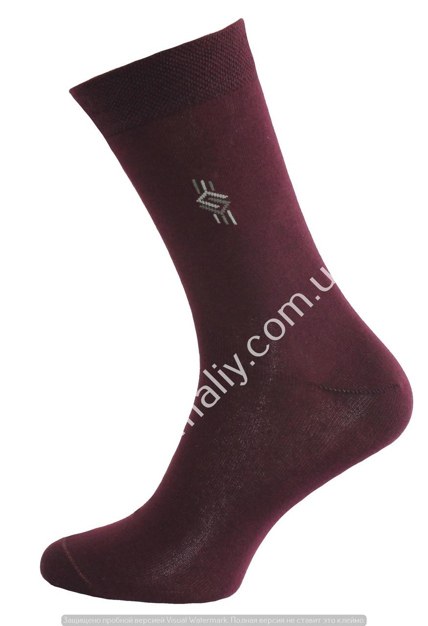 Демисезонные мужские носки из хлопка