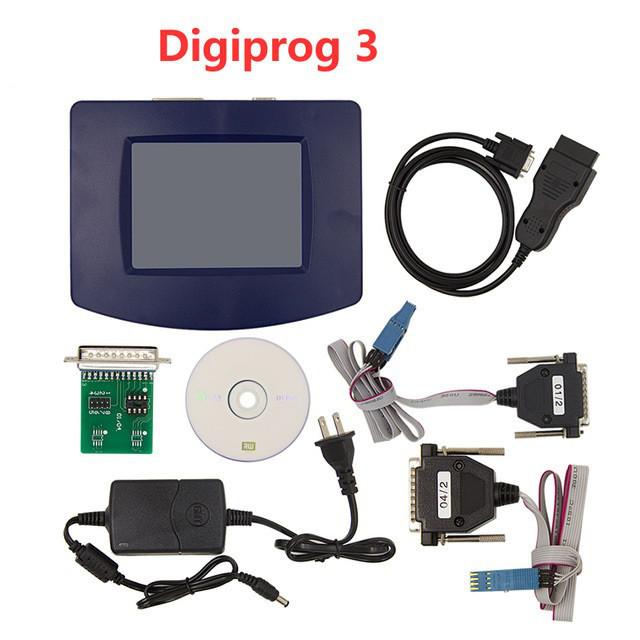 DigiProg 3 V4.94 OBD2 универсальный корректор одометра (03654)