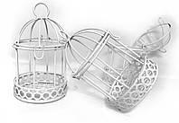 Декоративна клітка для птахів міні