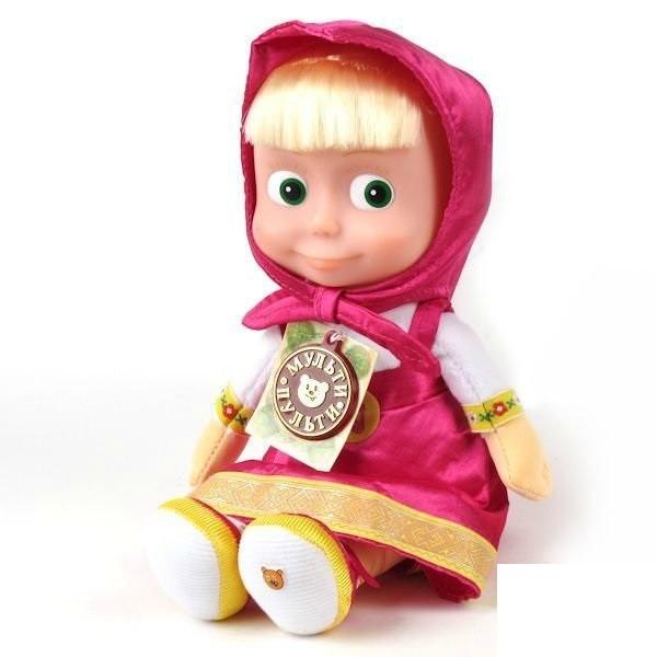 Интерактивная кукла Маша на русском