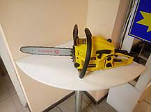 Пила бензиновая цепная Калибр БП-1500/14У, фото 2