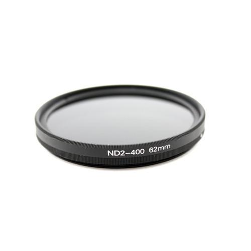 ND фильтр переменной плотности ND2-ND400, 62мм