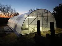 Теплица Фермерская под поликарбонат