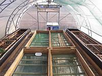 Теплица для выращивания улиток