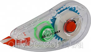 """Корректор-лента """"Buromax"""" 5 мм. х 6 м."""
