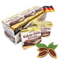 Вафли  Excelsior Kakao- Keks Schnitte с какао 250г/12ШТ. ГЕРМАНИЯ, фото 1