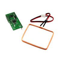 RFID ID РЧИД считыватель карт RDM6300 Arduino