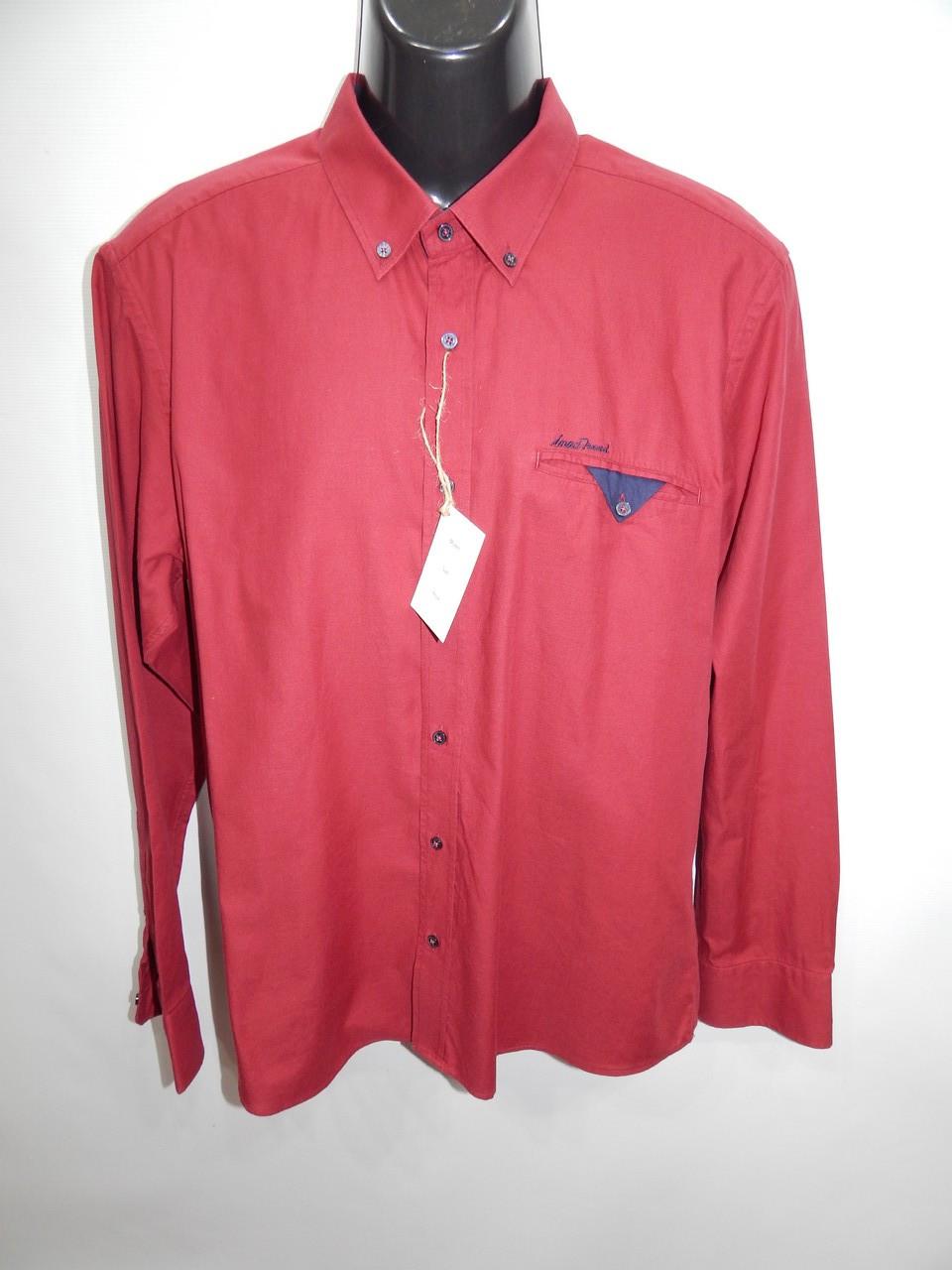 Мужская рубашка с длинным рукавом Imza trend 008ДР р.52