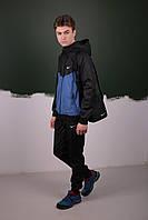 Спортивный костюм Найк / Nike: Ветровка Найк (Nike) + Штаны + Барсетка в подарок, фото 1