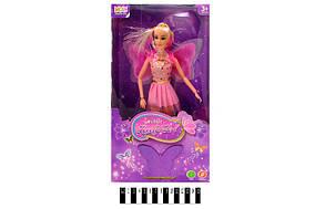 Кукла-фея с крильями 19*5,8*34 см. /72/
