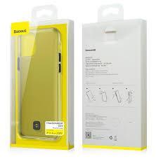 Baseus Transparent Key Phone Case For iP11 Pro 5.8