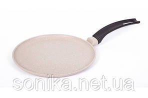 Cковорідка для млинців Talko Веста 24см.з гранітним покриттям АА5124