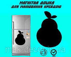 Магнитная доска на холодильник - Груша L 22x30 cm