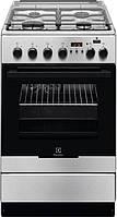 ✅ Плита варочная с духовкой ELECTROLUX EKK54953OW | варочная поверхность | духовой шкаф (Гарантия 12 мес)