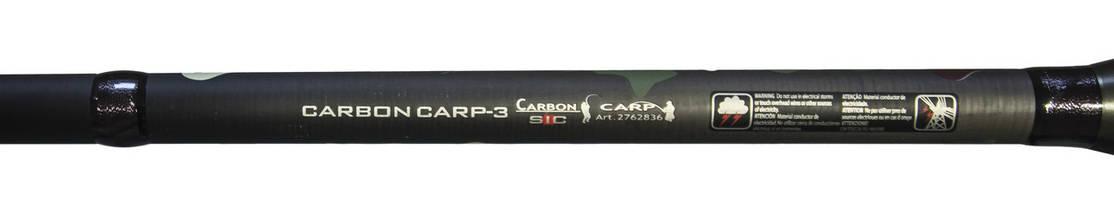 Карповое удилище SWD Carp-3 4lbs 3,90m, фото 3
