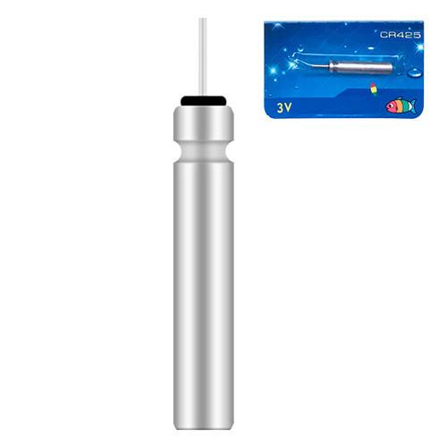 АккумуляторCR425 3В для светящихся LED поплавков YHC, перезаряжаемая батарейка