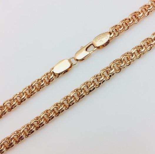 Ланцюжок Fallon плетіння Кардинал, довжина 55 см ширина 0.6 см