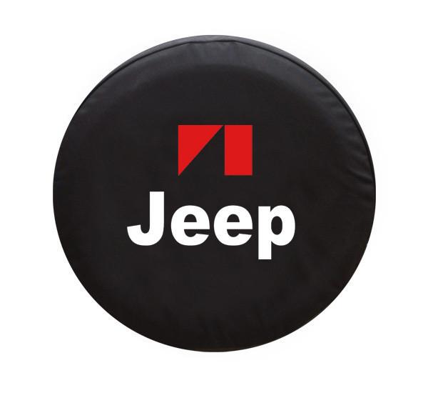 Чехол на запаску колесо JEEP - подарок и защита за 1 день