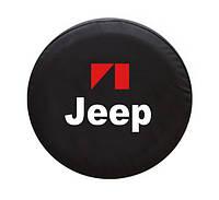 Чехол на запаску колесо JEEP - подарок и защита за 1 день, фото 1