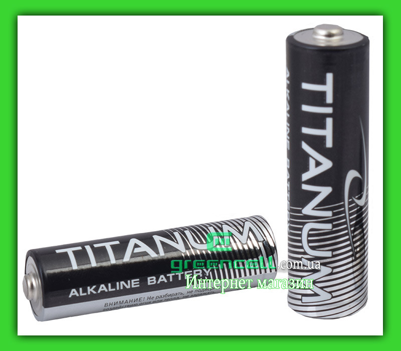 Батарейка TITANUM LR6 AA Alkaline 1.5V