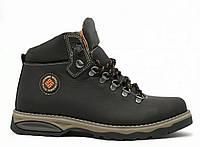 Ботинки мужские зимние FR 975229 коричневые