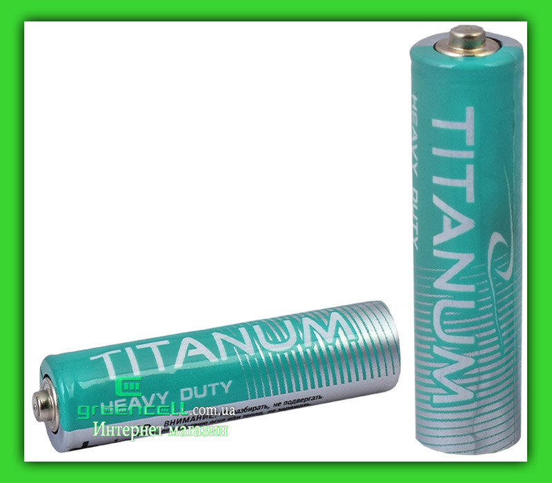 Батарейка TITANUM AAA R03 1.5 V