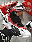 Мужские кроссовки Nike Sportswear Air Max Speed Turf (бело-красные), фото 3