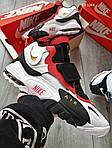 Мужские кроссовки Nike Sportswear Air Max Speed Turf (бело-красные), фото 2