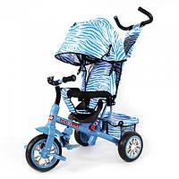 Велосипед трехколесный Zoo-Trike TILLY BT-CT-0005 Blue НОВИНКА!!!!