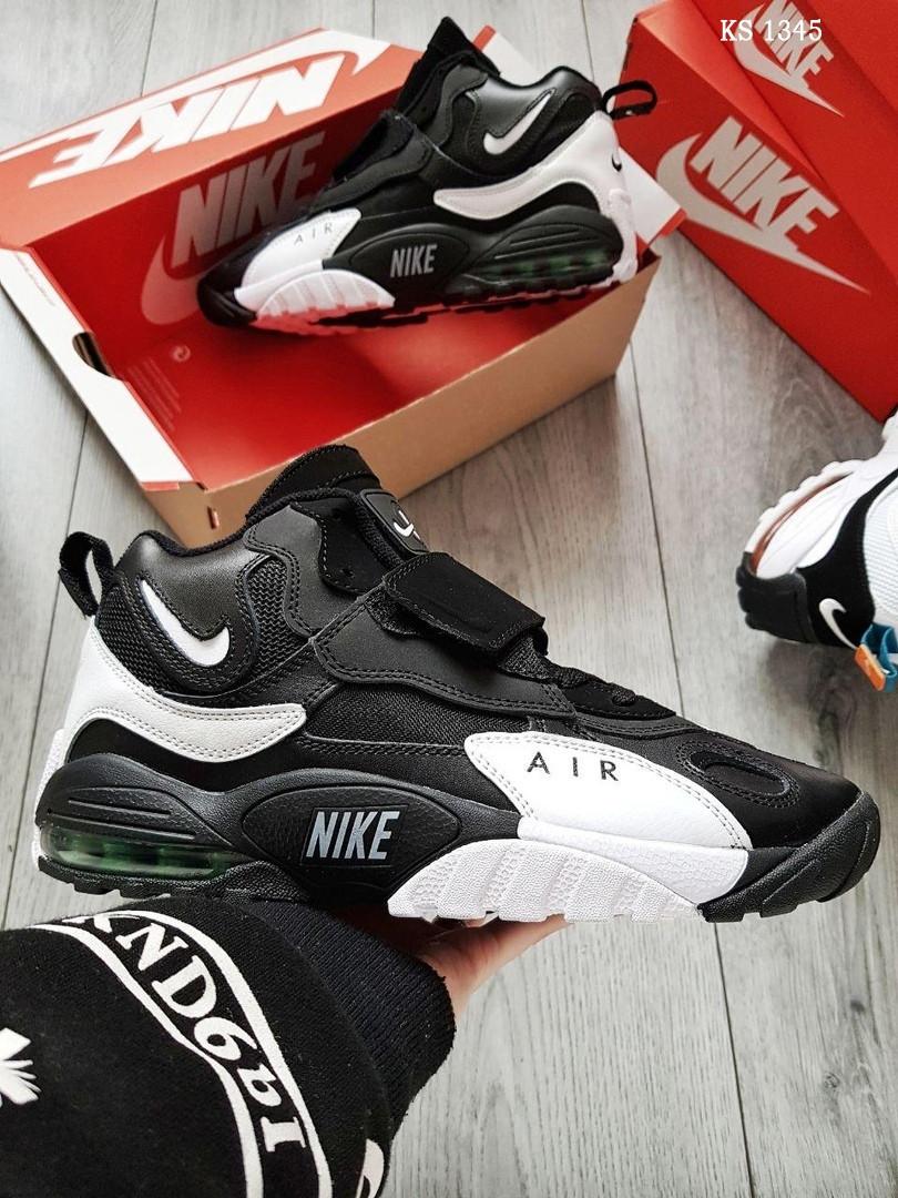 Чоловічі кросівки Nike Sportswear Air Max Speed Turf (чорно-білі)