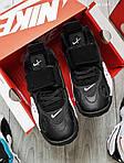Чоловічі кросівки Nike Sportswear Air Max Speed Turf (чорно-білі), фото 3