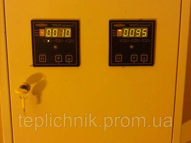 Автоматизация теплиц и тепличных комплексов